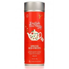 English Tea Shop - Ceai BIO Spiced Red Fruits Jeff Can - 30g / produs in Sri Lanka