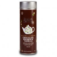 English Tea Shop - Ceai BIO Rooibos Chocolate Vanilla Jeff Can - 30g / produs in Sri Lanka