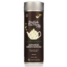 English Tea Shop - Ceai BIO Japanese Green Sencha Jeff Can - 30g / produs in Sri Lanka