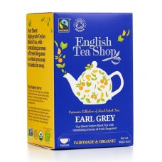 English Tea Shop - Ceai BIO Earl Grey - 40g / produs in Sri Lanka