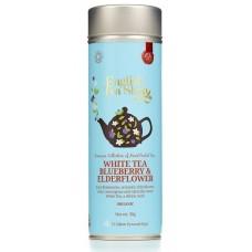 English Tea Shop - Ceai BIO White Tea Blueberry and Elderflower - 30g / produs in Sri Lanka