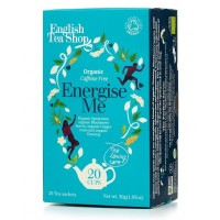 English Tea Shop - Ceai BIO asiatic ayurvedic 100% wellness/spa range - Energize me - 30g / produs in Sri Lanka