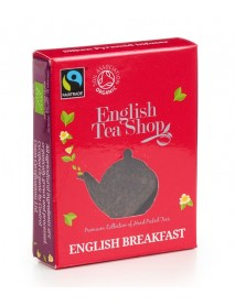 English Tea Shop - Ceai BIO English Breakfast, plic Pyramid - 2g / produs in Sri Lanka