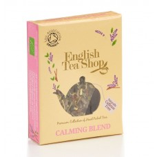 English Tea Shop - Ceai BIO Calming Blend, plic Pyramid - 2g / produs in Sri Lanka
