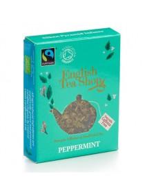 English Tea Shop - Ceai BIO Menta, plic Pyramid - 2g / produs in Sri Lanka