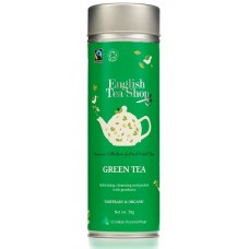 English Tea Shop - Ceai BIO Green Tea Jeff Can - 30g / produs in Sri Lanka
