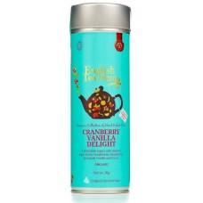English Tea Shop - Ceai BIO Cranberry Vanilla Delight Jeff Can - 30g / produs in Sri Lanka