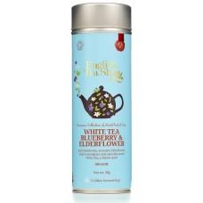 English Tea Shop - Ceai BIO White Tea Blueberry & Elderflower Jeff Can - 30g / produs in Sri Lanka