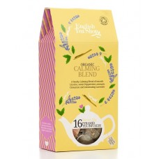 English Tea Shop - Ceai BIO Calming blend Pyramid - 32g / produs in Sri Lanka