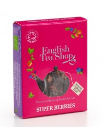 English Tea Shop - Ceai BIO Super Berries, plic Pyramid - 2g / produs in Sri Lanka
