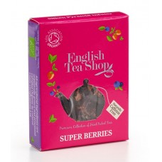 English Tea Shop - Ceai BIO Super Berries, plic Pyramid - 2g / produs in Sri Lanka