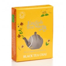 English Tea Shop - Ceai BIO Black Tea Chai, plic Pyramid - 2g / produs in Sri Lanka