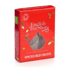 English Tea Shop - Ceai BIO Spiced Red Fruits, plic Pyramid - 2g / produs in Sri Lanka