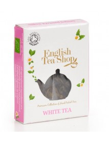 English Tea Shop - Ceai BIO White tea, plic Pyramid - 2g / produs in Sri Lanka