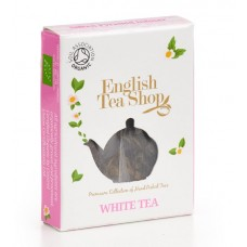 English Tea Shop - Ceai BIO White tea, plic Pyramid - 2g / produs in Sri Lanka