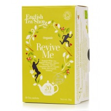 English Tea Shop - Ceai BIO asiatic ayurvedic 100% wellness/spa range - Revive me - 30g / produs in Sri Lanka