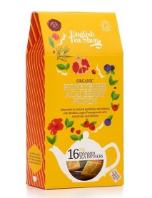 English Tea Shop - Ceai BIO Honeybush Acai Berry Punch, Cathedral - 32g / produs in Sri Lanka