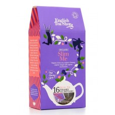 English Tea Shop - Ceai BIO asiatic ayurvedic 100% wellness/spa range - Slim me Cathedral - 32g / produs in Sri Lanka