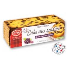 FORCHY - Cake cu stafide - 275g / produs in Franta