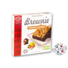 FORCHY - Brownie cu ciococolata si alune - 285g / produs in Franta