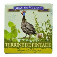 Jean de Veyrac - Terina de bibilica cu cimbru si oregano - 65g / produs in Franta