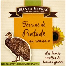Jean de Veyrac - Terina de bibilica cu rozmarin - 65g / produs in Franta