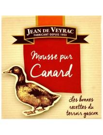 Jean de Veyrac - Mousse de rata - 65g / produs in Franta