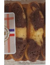 LA TRINITAINE - Madlene lungi cu ciocolata - 250g / produs in Franta