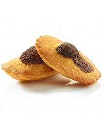 LA TRINITAINE - Madlene cu unt si ciocolata, ambalate individual - 420g / produs in Franta