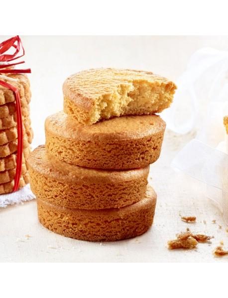 """LA TRINITAINE - Specialitate Bretona: biscuiti grosi """"palets"""" cu unt - 220g / produs in Franta"""