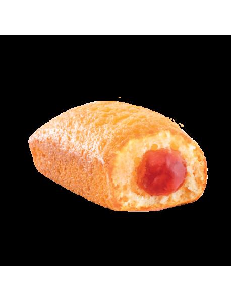 LA TRINITAINE - Mini prajituri cu crema de capsuni, ambalate individual - 350g / produs in Franta