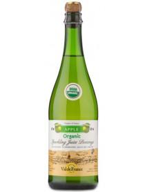 VAL DE FRANCE - Suc de MERE organic (BIO), carbonatat - 0,75l / produs in Franta