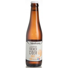 VAL DE FRANCE - L'AUTHENTIQUE FRENCH CIDER - Cidru dulce 2% alc. - 0.33l / produs in Franta