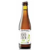 VAL DE FRANCE - L'AUTHENTIQUE FRENCH CIDER - Cidru cu pere 4.5% alc. - 0.33l / produs in Franta