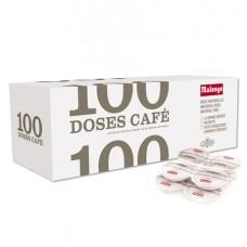 MALONGO - Cafea Pads (pastile) Ristretto doar pentru espresoarele Oh de la Malongo si Rombouts - 100 doze (pastile, capsule) / produs in Franta