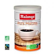 MALONGO - Cafea macinata BIO Les Purs Matins - 250g / produs in Franta