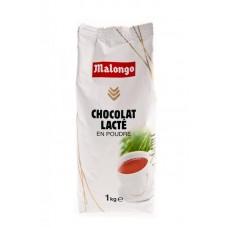 MALONGO - Chocolat Lacte en Poudre 1kg / produs in Franta