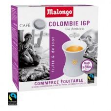 MALONGO - Cafea pastile Columbia - pentru aparatele Oh Malongo si Rombouts - 16 pastile  / produs in Franta