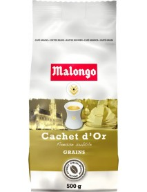 MALONGO - Cafea boabe Cachet d'Or - 500g / produs in Franta
