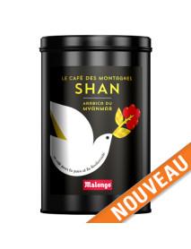 MALONGO - Cafea Shan, Myanmar - 250g / produs in Franta