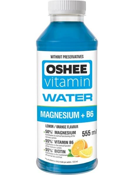 OSHEE - apa cu vitamine si minerale - Magnesium - 0.555l