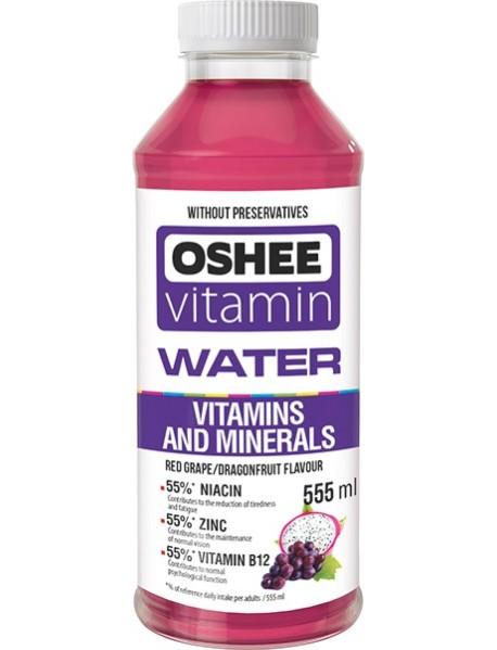 OSHEE - apa cu vitamine si minerale - Vitamins + Minerals - 0.555l
