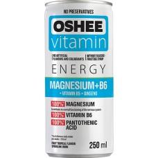 OSHEE - Vitamin Energy Formula - Magneziu - 0.25l