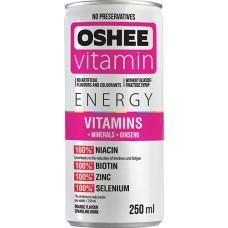 OSHEE - Vitamin Energy Formula - Vitamine + minerale - 0.25l