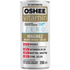 OSHEE - Vitamin Energy Formula - Magneziu ZERO - 0.25l