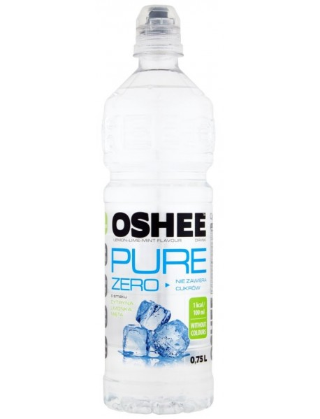 OSHEE - Isotonic Pure / Lime - 0.75l