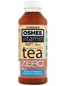 OSHEE - ice tea vitamin - Zero cu aroma de piersica - 0.555l