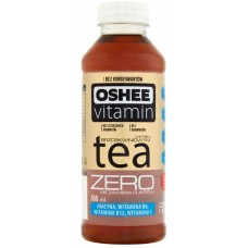 OSHEE - Vitamin Tea Peach Zero - 0.555l