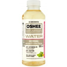 OSHEE - Vitamin H2O Herbal - 0.555l