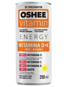 OSHEE - Vitamin Energy Formula - Vitamina D+K - 0.25l